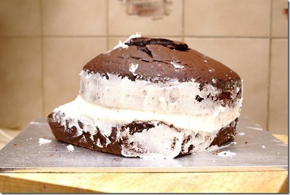 Cake body done